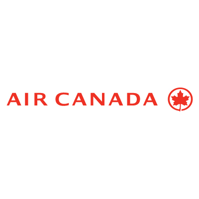 Air Canada logo vector in .EPS vector format