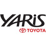 Vector logo Download Toyota Yaris logo vector