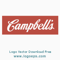 Vector logo Download Campbells logo vector