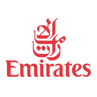 Vector logo Emirates Airlines