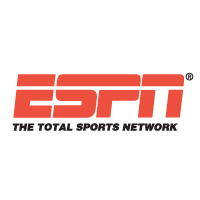 Vector logo ESPN (television channel)