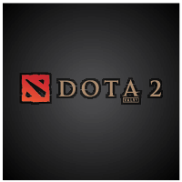 Vector logo Logo DotA 2 vector download