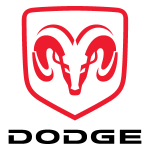 Dodge 1993 logo vector