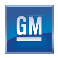 Vector logo General Motors vector logo