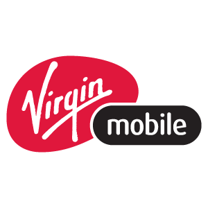 Vector logo Virgin Mobile vector logo