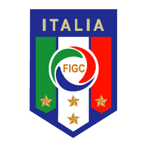 Italy national football team logo vector