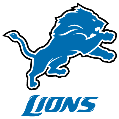 Vector logo Logo Detroit Lions vector download