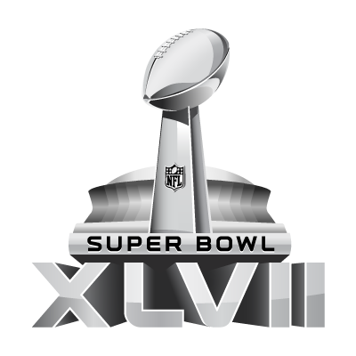 Vector logo Logo Super Bowl XLVII vector download