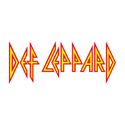 Vector logo Download Def Leppard logo vector