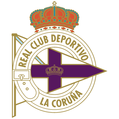 Vector logo Download Deportivo de La Coruna logo vector