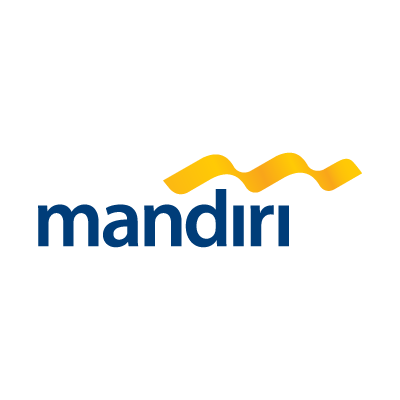 Vector logo Bank mandiri vector logo