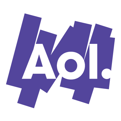 AOL Eraser logo vector
