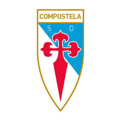 Vector logo Logo Compostela vector download