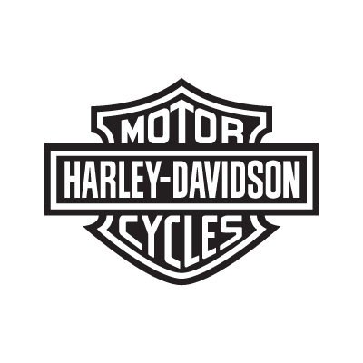 Vector logo Download Harley-Davidson Cycles logo vector