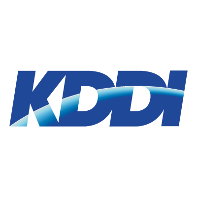 Vector logo Logo KDDI vector download