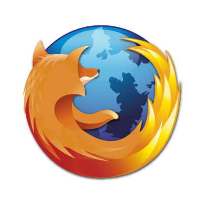 Vector logo Logo Mozilla Firefox vector download