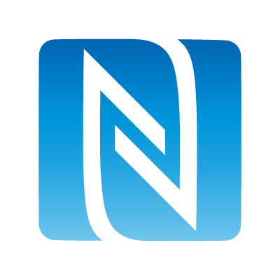 NFC (N-Mark) logo vector preview
