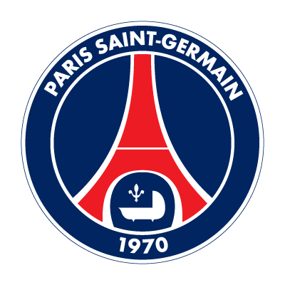 Vector logo Paris Saint Germain vector logo