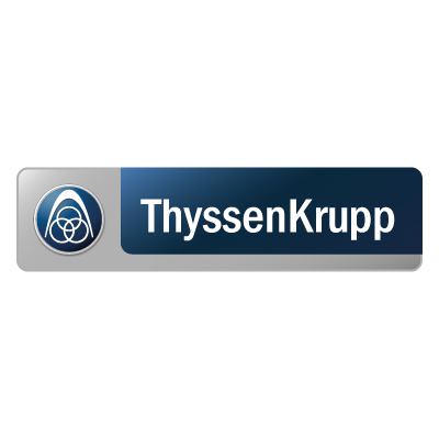 Vector logo Logo ThyssenKrupp vector download