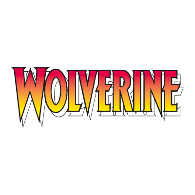 Vector logo Download Wolverine Comics logo vector