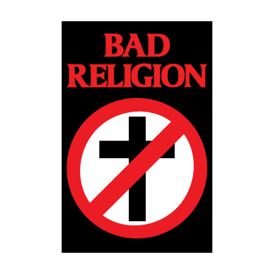Bad Religion logo vector