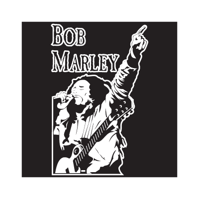 Vector logo Logo Bob marley vector download