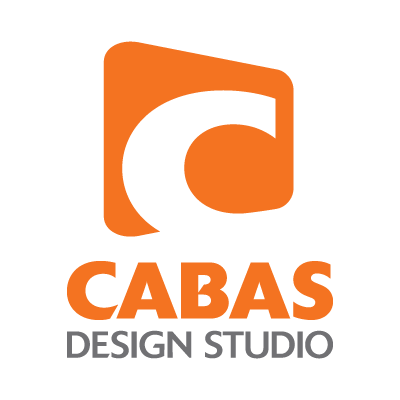Vector logo Cabas Design Studio