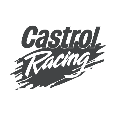 Vector logo Logo Castrol Racing vector download