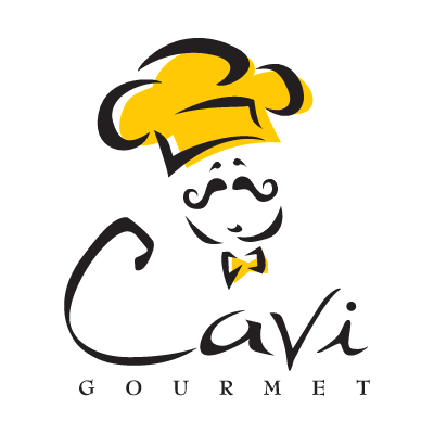 Vector logo Download Cavi Gourmet logo vector