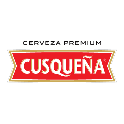 Vector logo Logo Cerveza Cusquena vector download