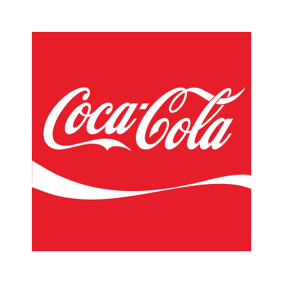Vector logo Coca-Cola Enjoy