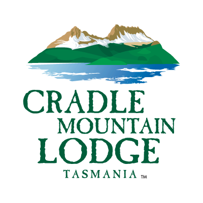 Vector logo Cradle Mountain Lodge