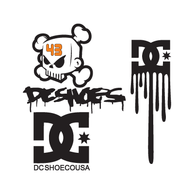 Vector logo DC Shoes