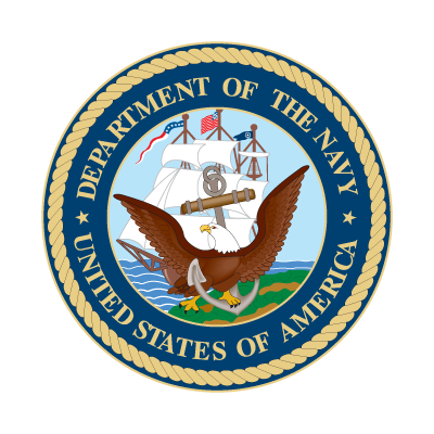 Department of the Navy US logo vector