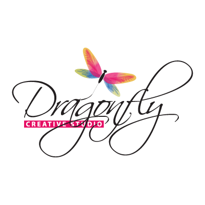 Dragonfly Creative Studio logo vector