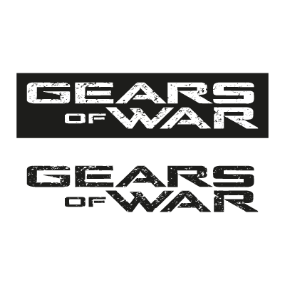 Vector logo Download Gears of War Games logo vector
