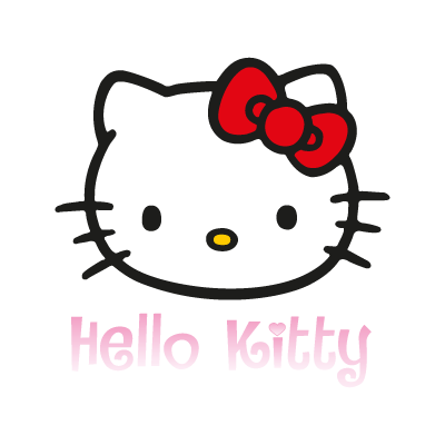 Hello Kitty (.EPS) vector logo