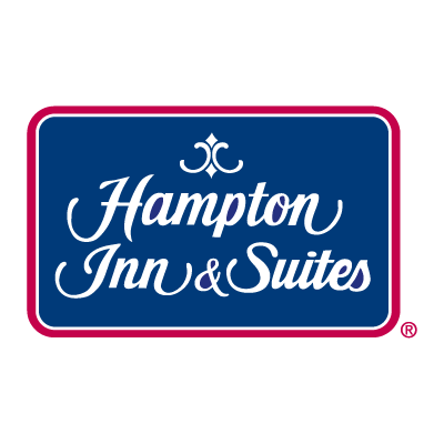 Vector logo Hampton Inn & Suites vector logo