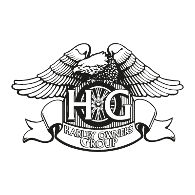 Harley Owners Group vector logo