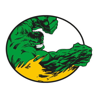 Hulk Marvel vector
