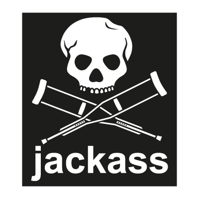 Vector logo Logo Jackass vector download