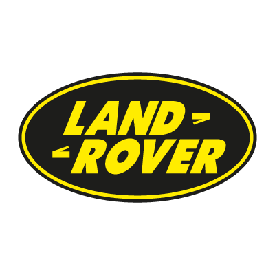 Land Rover Automotive vector logo
