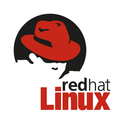 Linux Red Hat vector logo