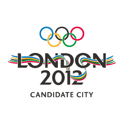 London 2012 Olympic vector logo