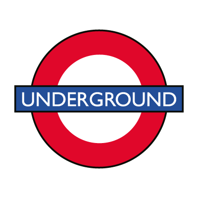 Vector logo London Underground vector logo