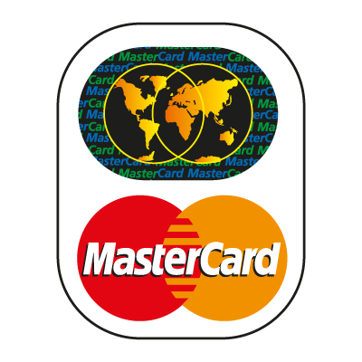 MasterCard Decal vector logo
