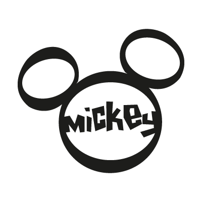 Mickey Mouse Icons vector