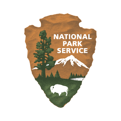 Vector logo National Park Service