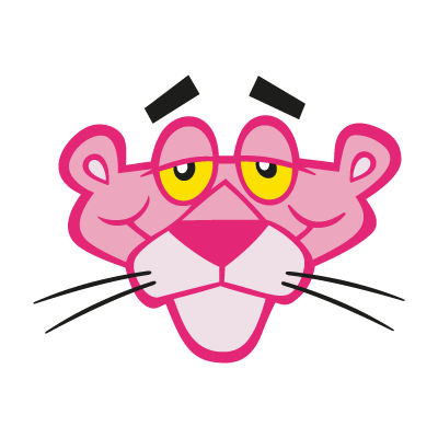 Pink Panther vector