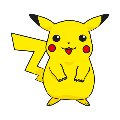Vector logo Download Pokemon (anime) logo vector